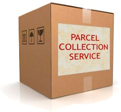 Parcel collection service